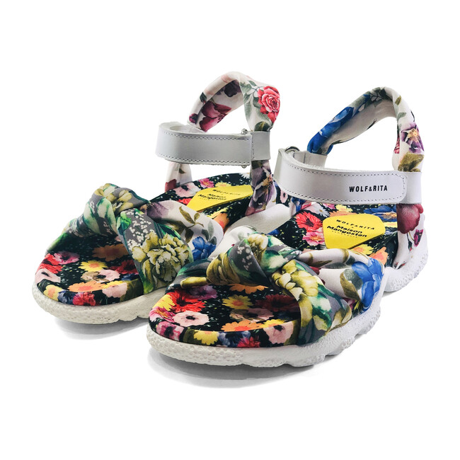 Abacate Shoes, Flowers