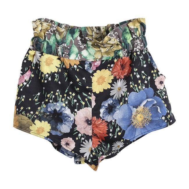 Adolfo Shorts, Flowers