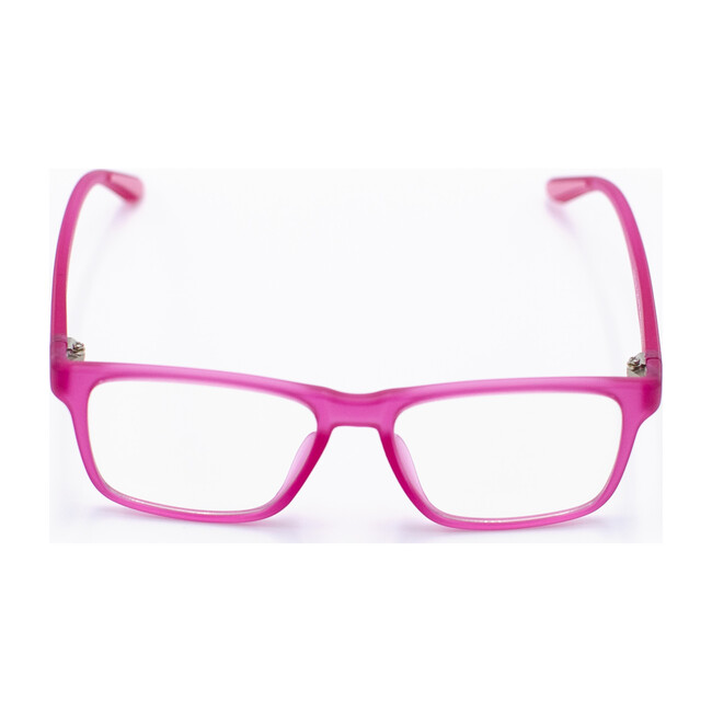 Hayes Blue Light Protect glasses, Bright pink