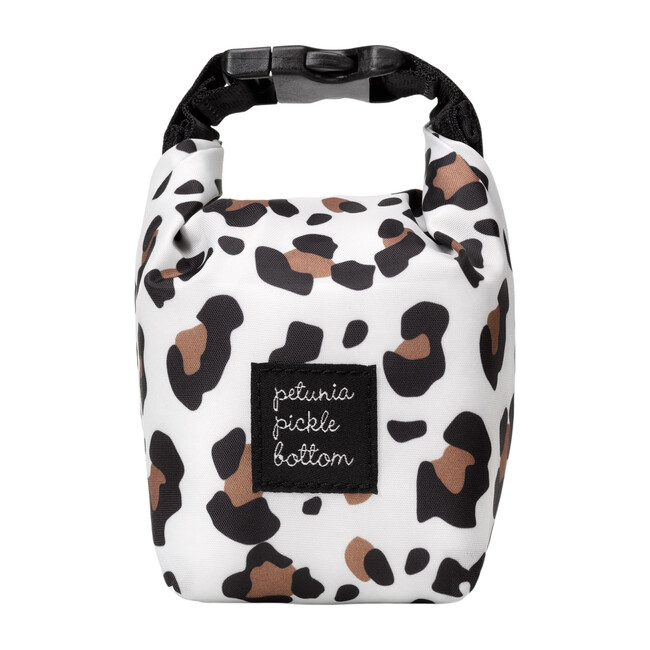Snack Pouch, Leopard