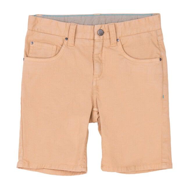 Dexter Shorts, Sand Garment Dye