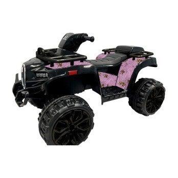Realtree Sporty ATV 12V, Pink