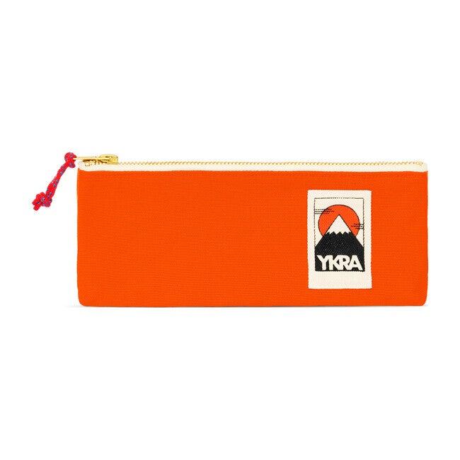 Pencil Case, Orange