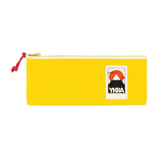 Pencil Case, Yellow