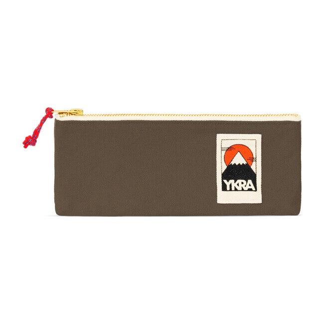 Pencil Case, Khaki