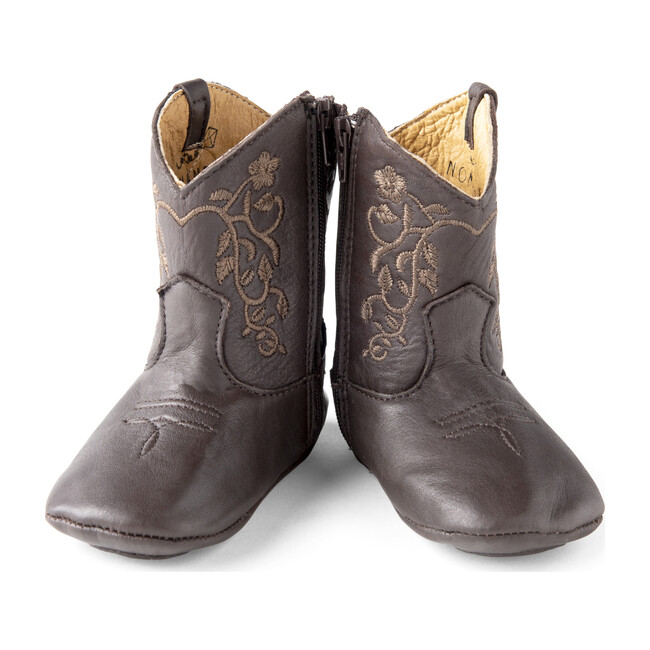 Bristol Boots, Chocolate