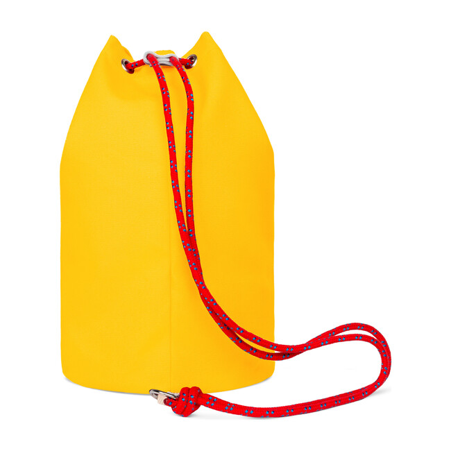 Mini Duffle, Yellow