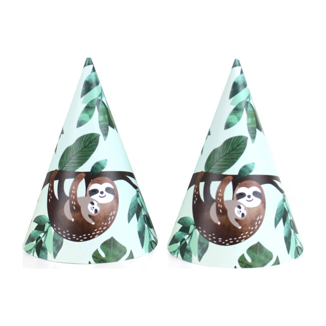 Sloth Party Hats