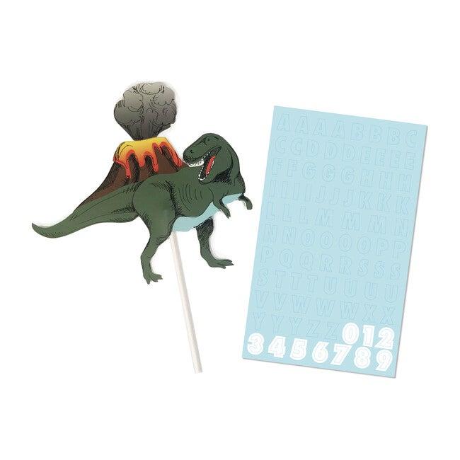 Dinosaur Party Custom Cake Topper