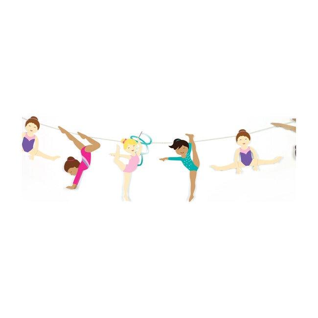 Gymnastics Party Garland