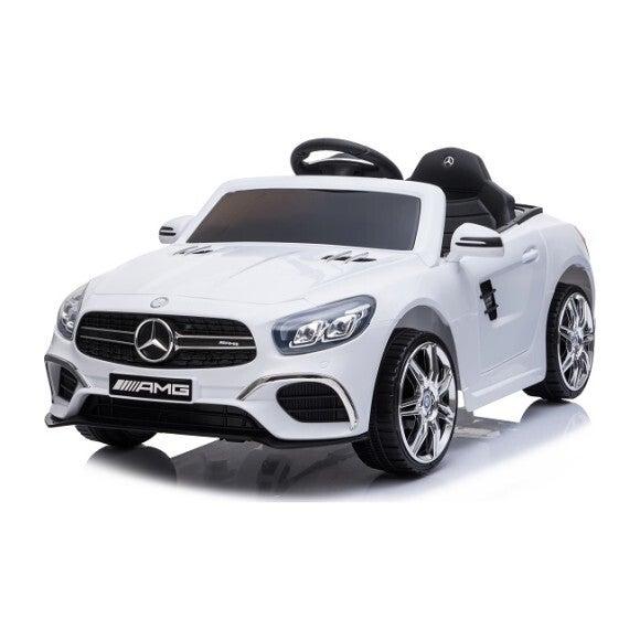 Mercedes SL-63, White 12V