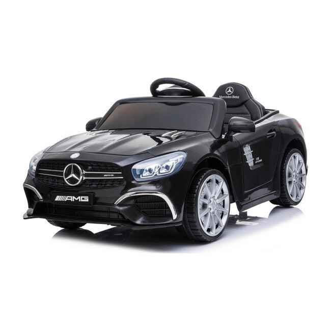 Mercedes SL-63, Black 12V