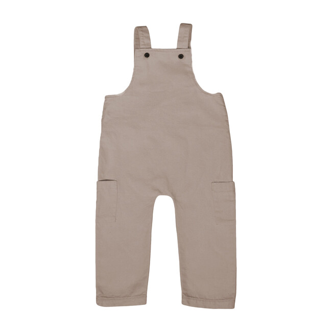 Lucas Cotton Overall, Rose