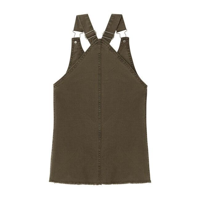 Lottie Overall Dress, Cadet