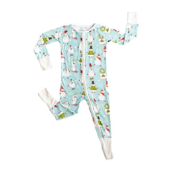 ZIPPY Baby Girls Pajama Set