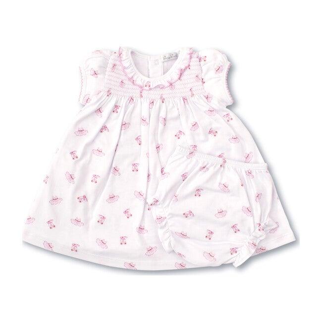 Ballet Slippers Dress, Pink