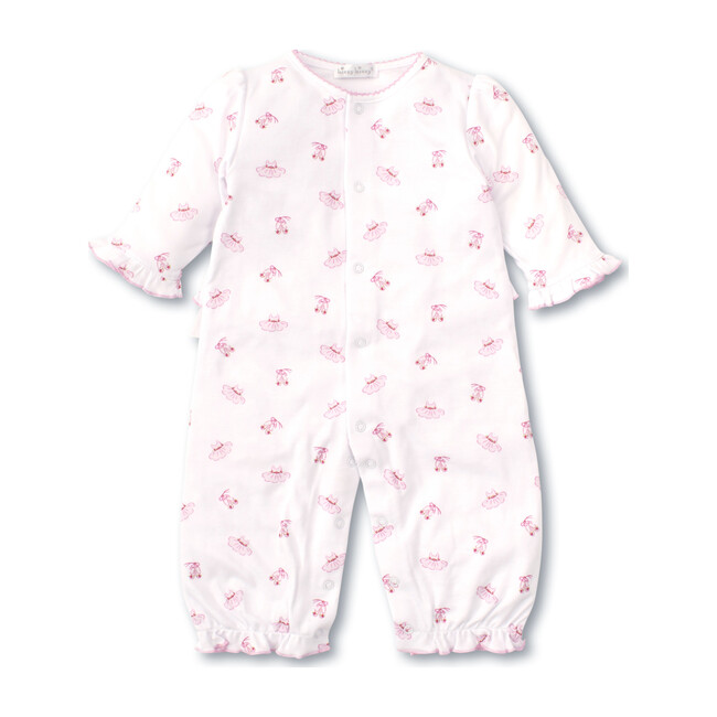 Ballet Slippers Playsuit, Pink