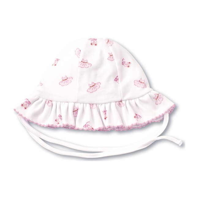 Ballet Slippers Floppy Hat, Pink