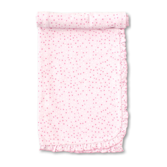 Sweethearts Blanket, Pink
