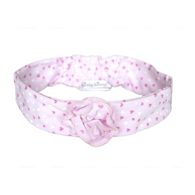 Sweethearts Headband, Pink