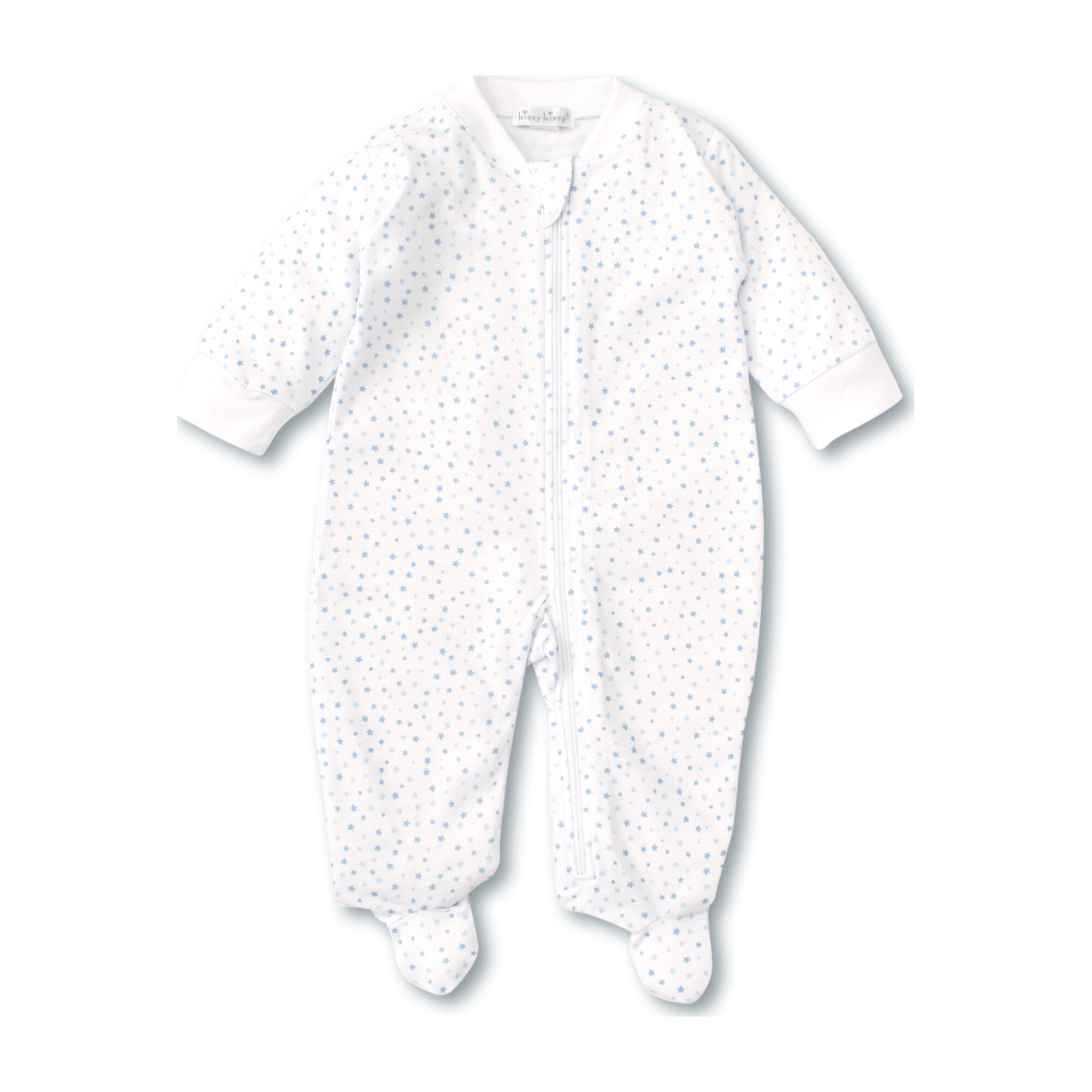 Kissy Kissy Baby-Boys Infant Superstars White with Blue Gift Set