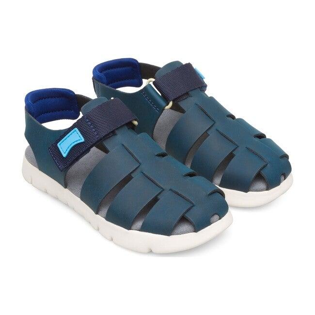 Oruga Sandal, Dark Blue