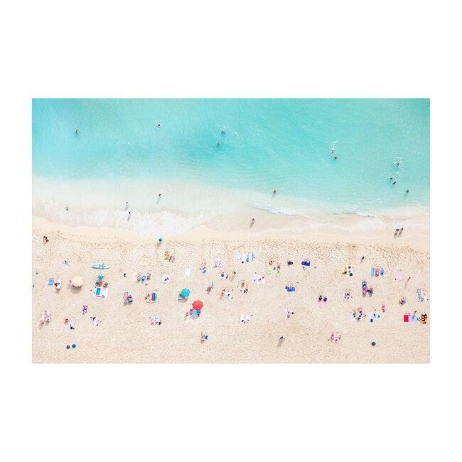 Waikiki Beach - Art - 1