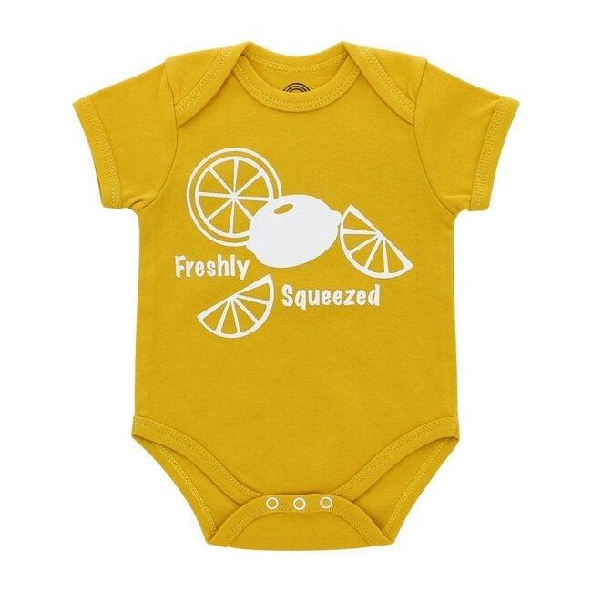Freshly Squeezed Funny Baby Bodysuit