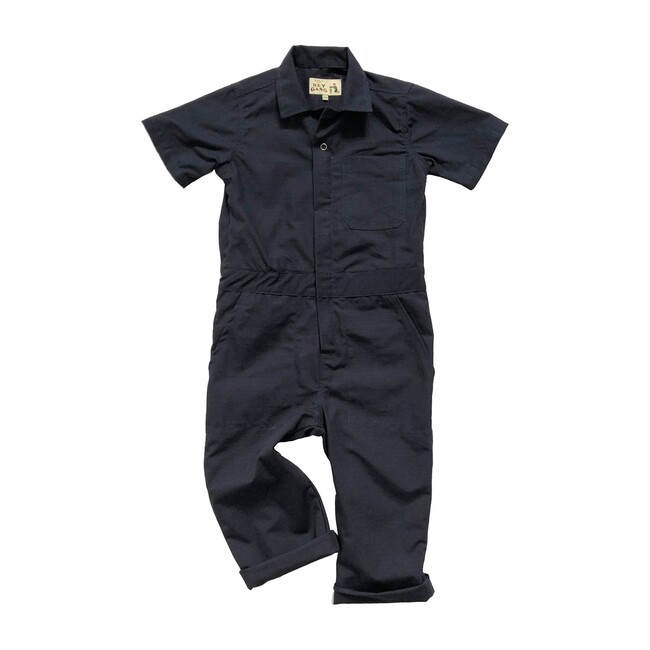 Coveralls, Navy