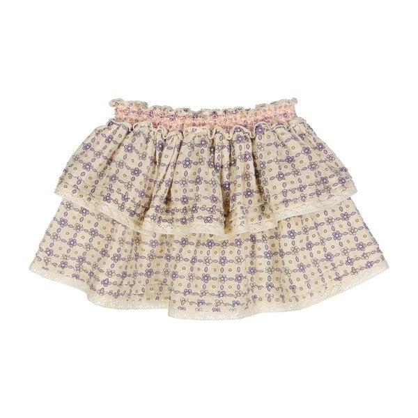Nina Floral Skirt