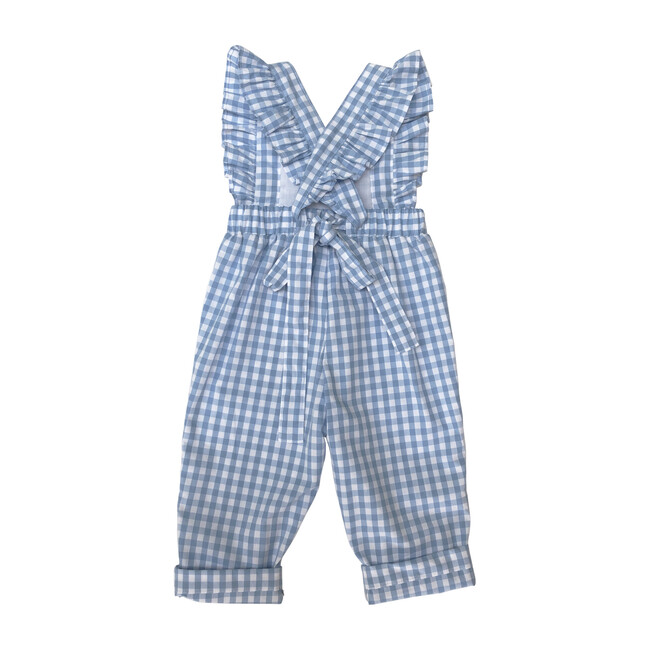 Lucy Jumper, Blue Gingham