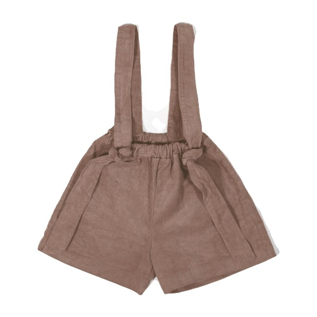 Diego Corduroy Shorts, Blush - Shorts - 1