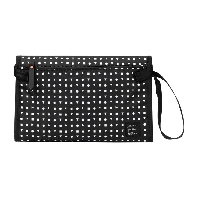 Nimble Diaper Clutch + Changer, Neo Geo