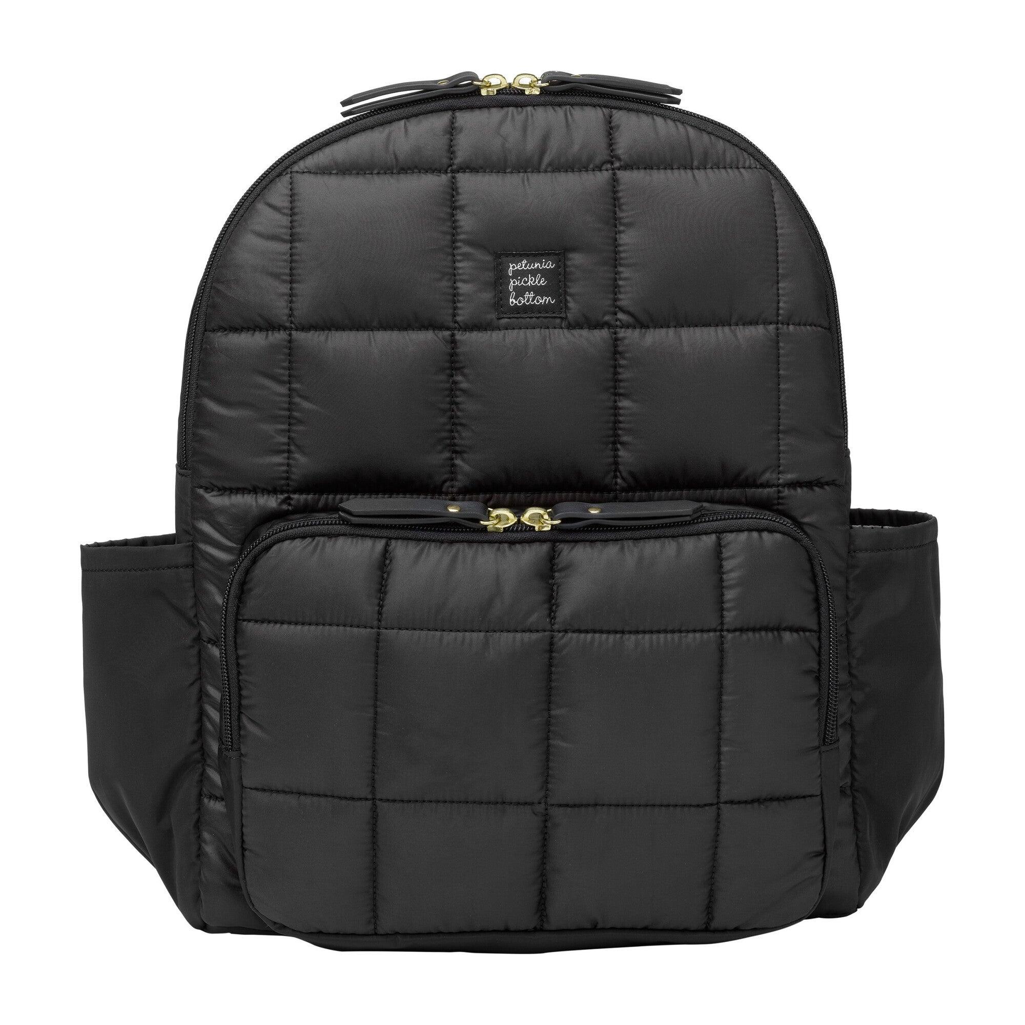 District Backpack, Black