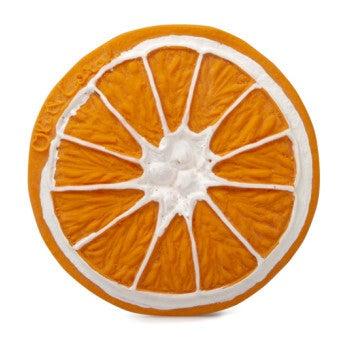 Orange Baby Toy