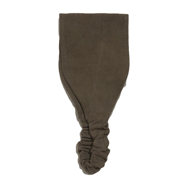 Belen Cotton Headband, Greige
