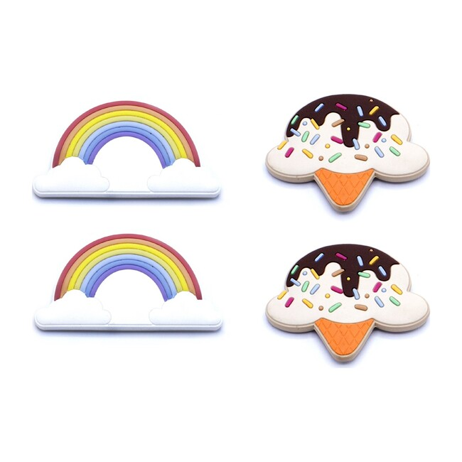 Bauble Bundle, Rainbow Ice Cream Duo