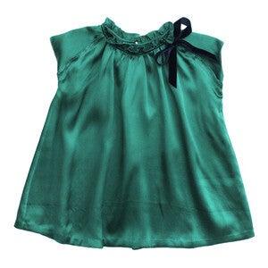 Baby Nicola Dress, Green