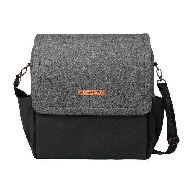 Boxy Backpack, Graphite/Black