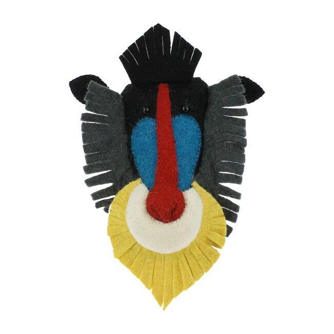 Mini Baboon Head