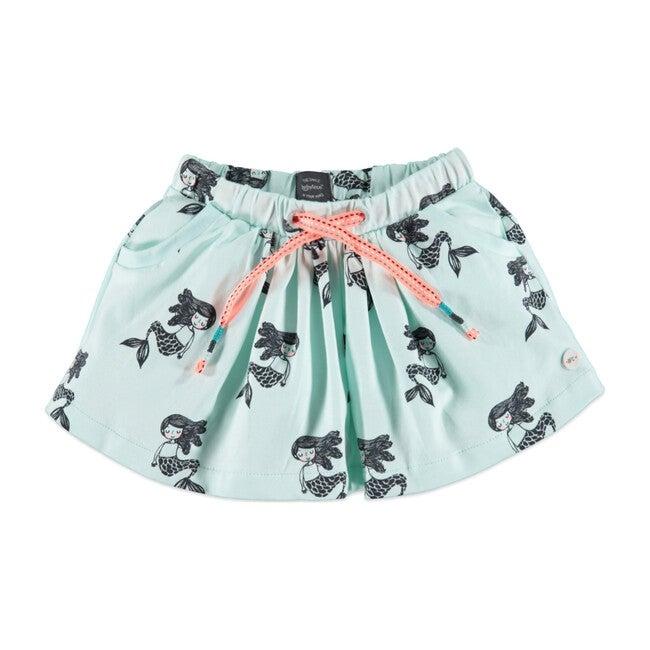 Mermaids Skirt, Soft Mint
