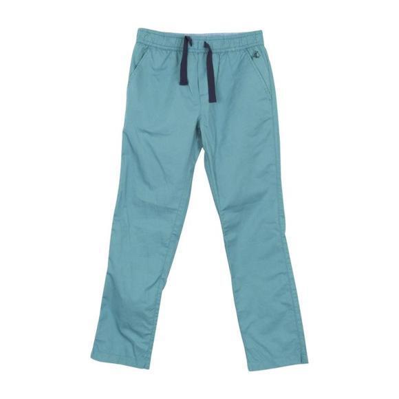 Petit Bateau Child Chino Pants Light Blue