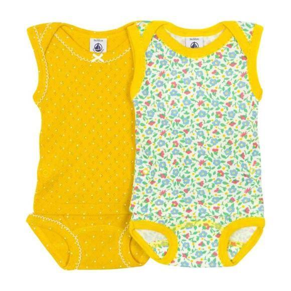 Petit Bateau Girls Baby and Toddler Underwear Set