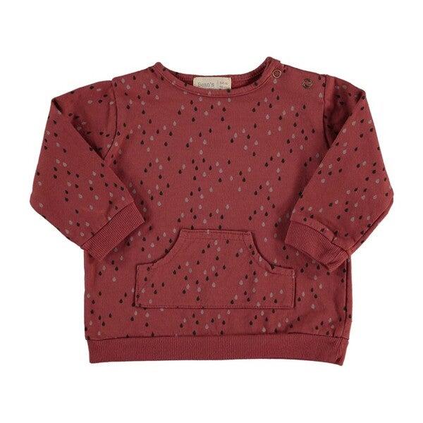 Crewneck Sweatshirt, Tile