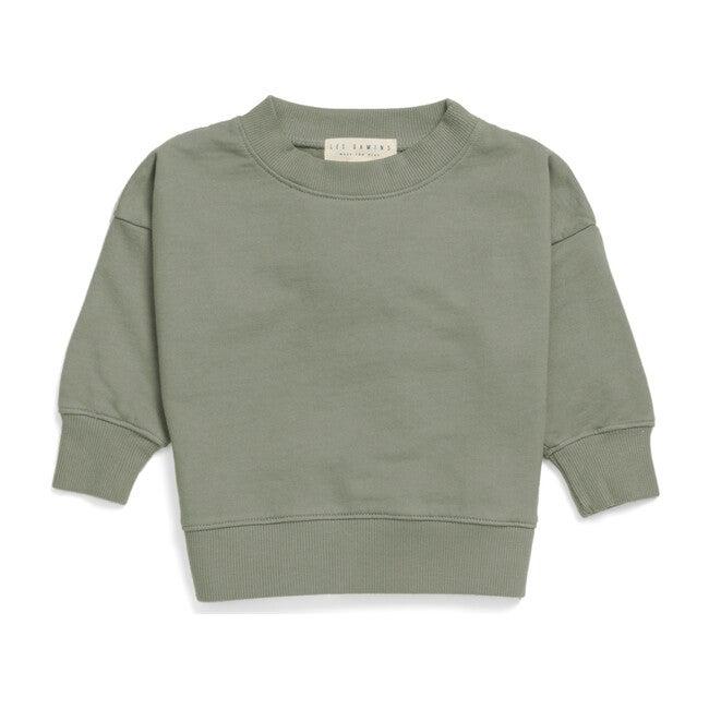 The Sweatshirt, Olive