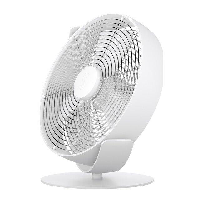 Tim Portable USB Fan, White