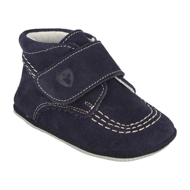 Sax Velcro Bootie, Atlantic