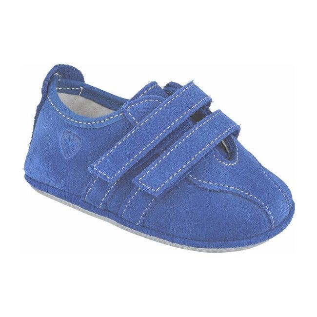 Santander Velcro Sneaker, Bluebird