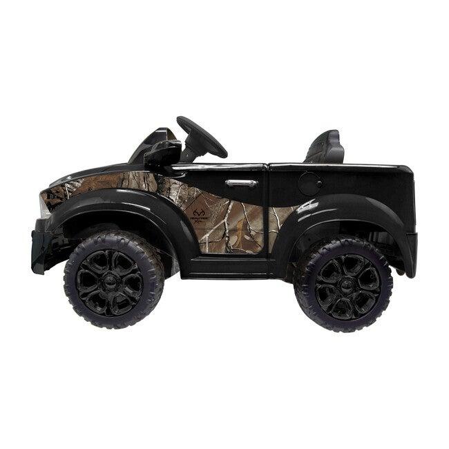 Realtree Truck 12V, Black