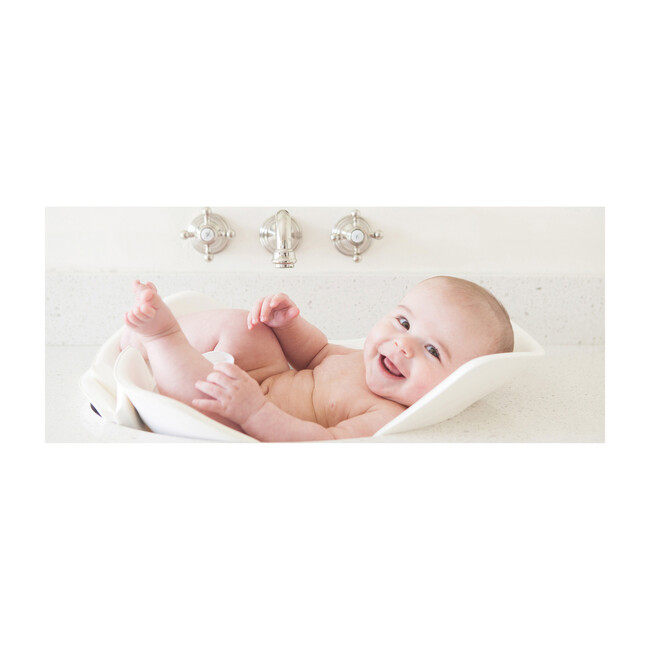 Infant Tub, White